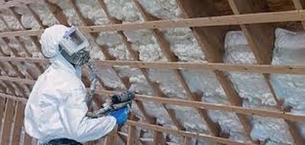 عزل الأسطح بالرياض عمالة فلبينية وباكستانية