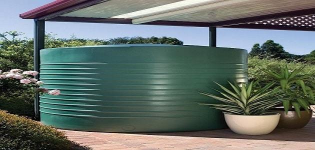 ترميم خزانات المياه بالرياض