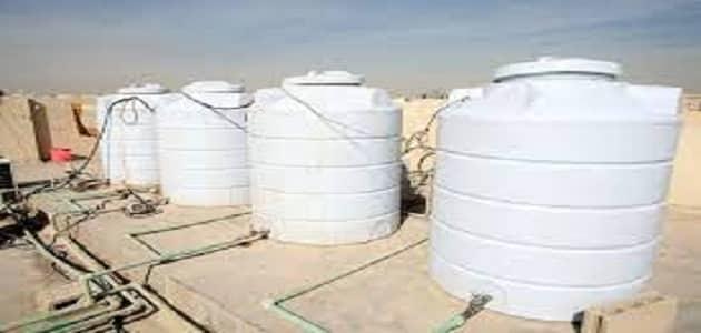 تنظيف خزانات المياه بالقصيم1