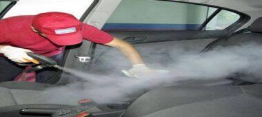 شركة تنظيف سيارات بالبخار بالرياض